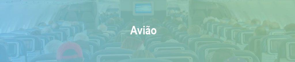 Frases em Inglês para usar no Avião