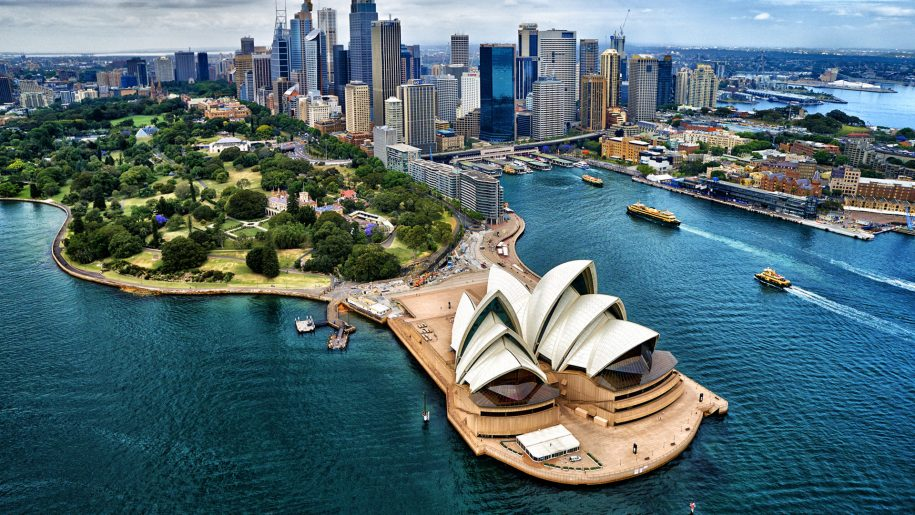 perfis com dicas de Intercâmbio na Austrália para seguir no Instagram