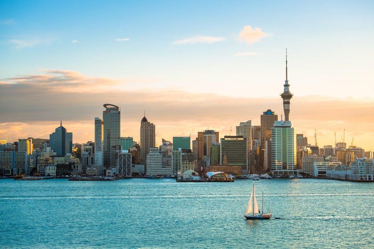 Nova Zelândia pelos olhos de uma imigrante.